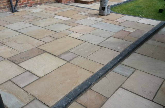Patios & Walkways in Shaw, Royton, Oldham