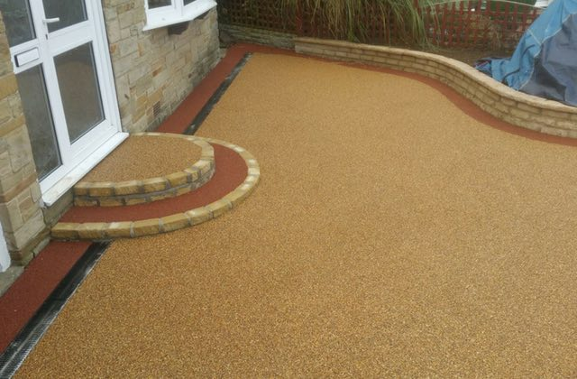 Resin Bound Gravel in Royton, Oldham