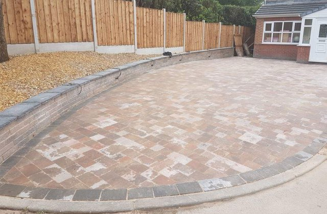 Driveways in Royton